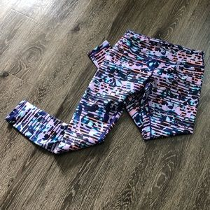 Zella multi-colored stretchy pants